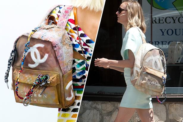 229ded93d0ba Diane Kruger Spotted Carrying Chanel's $3,800 Broke Art Student ...