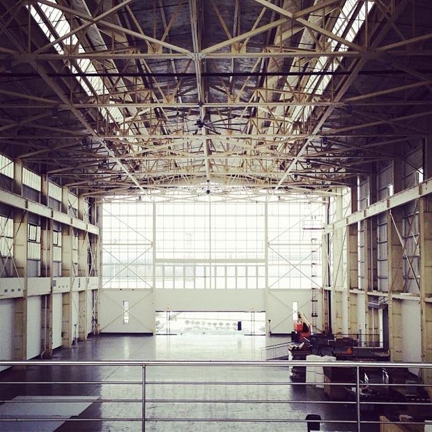 Duggal Greenhouse Brooklyn Navy Yard Runway Fashion