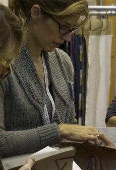 Why Sustainable Fabrics Are the Future of Fashion: Designer John Patrick Interviews The Sustainable Angle's Nina Marenzi