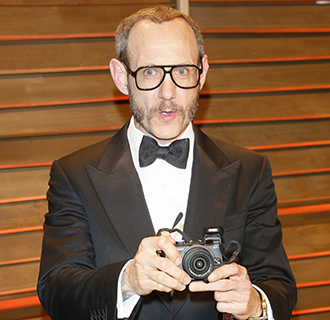 Terry Richardson camera