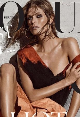 Vogue Germany May 2014 Malgosia Bela