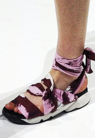 847a8adc6de70 Dior Dabbles in the Ugly Shoe Trend