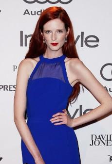 Alice Burdeu Breathes Life Into a Boring Dress at the 'Women of Style' Awards