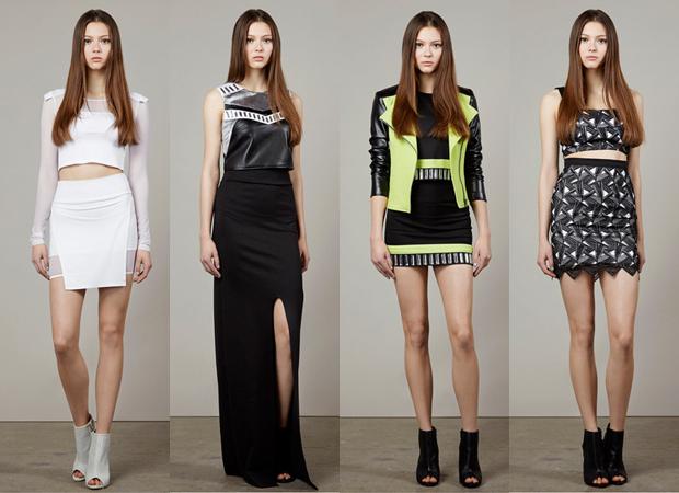 Cara Cheung spring/summer 2014 collection