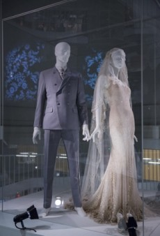 Inside the Wedding Dresses 1775–2014 Exhibition at the Victoria and Albert Museum