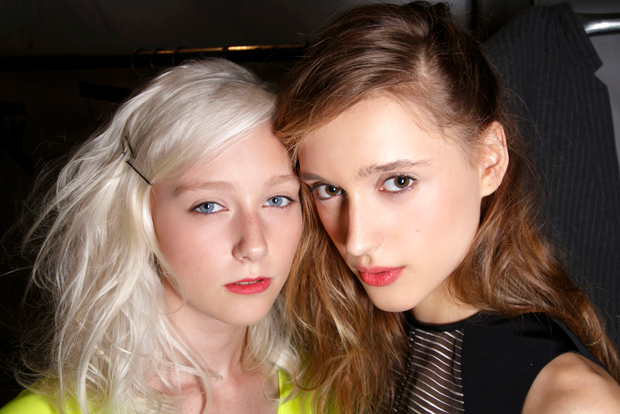 Stained Lips at Marissa Webb Spring 2014
