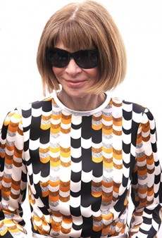 Link Buzz: How to Hang Out with Anna Wintour; Band of Outsiders Teams Up with Starbucks