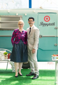 Poppytalk for Target Introduces 'Glamping' to Our Lexicon