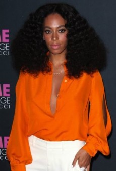 Solange Knowles Keeps the Hits Coming in Gucci