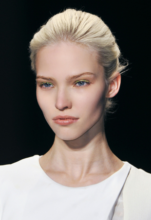 Altuzarra Fall 2014 beauty