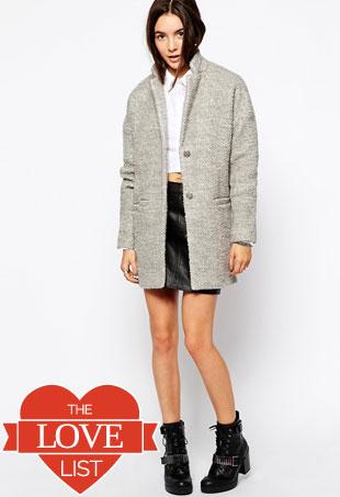 Love List Coats Under $100