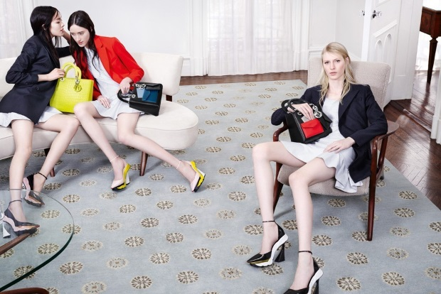 Ad Campaign Christian Dior Fall 2014 Willy Vanderperre