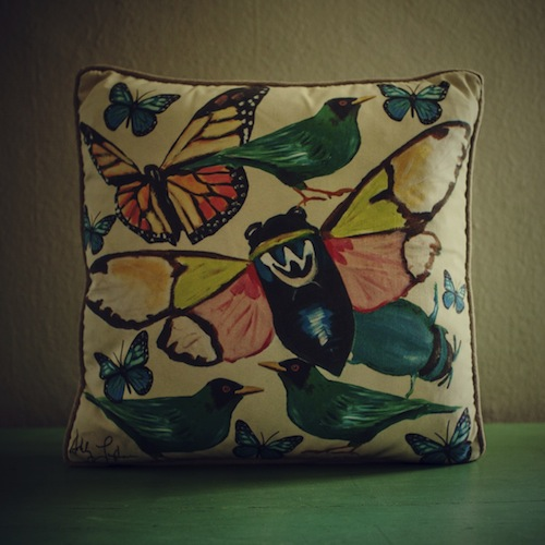 spring-pillow