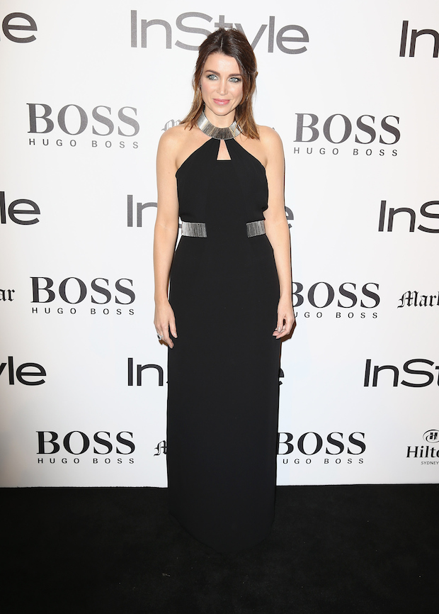 Dannii Minogue Hugo Boss