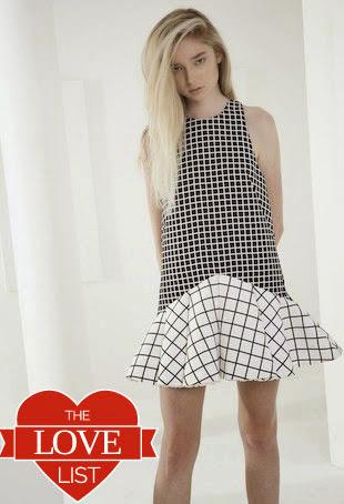 Grid Lines Fashion Trend