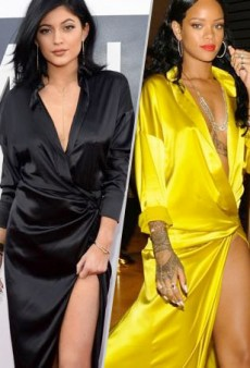 Style Showdown: Kylie Jenner and Rihanna Show Some Serious Leg in Alexandre Vauthier and More Matching Celebs