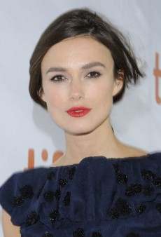 Get Keira Knightley's Confident Bold Lip Look at Home