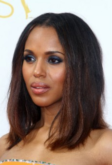 Get Kerry Washington's Starry Night Smoky Eye at Home