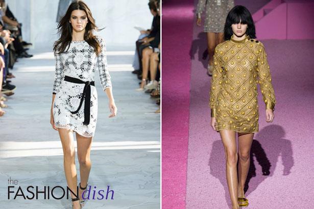 theFashionDish Kendall Jenner