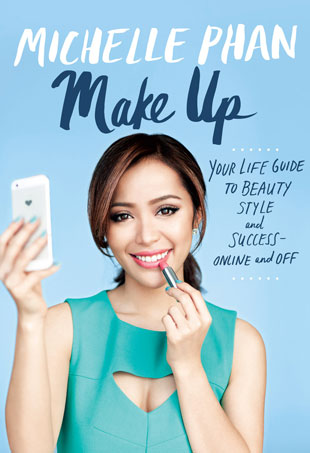 Michelle Phan Make Up book