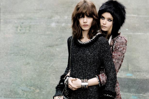 Image: Chanel F/W2010 Ad Campaign