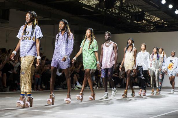 Fashion Week Spring 2015 Diversity Report
