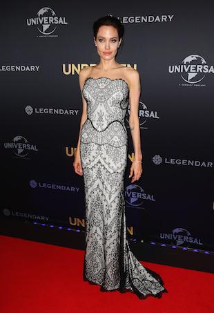Unbroken Angelina Jolie