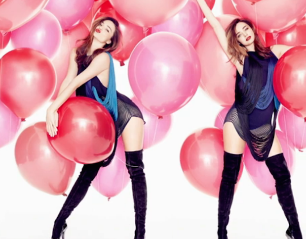 Miranda Kerr Gets In The Holiday Spirit For Glamour Spain - Thefashionspot-1256