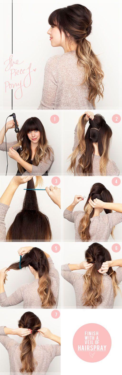 Hair holiday tutorials pinterest fotos