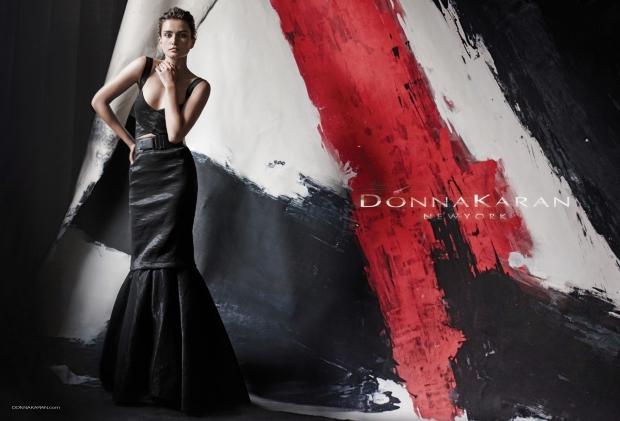 Ad Campaign Donna Karan Spring 2015 Peter Lindbergh