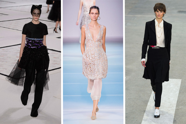 Chanel Black Tie Dresses for 2015