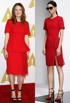 Runway to Real Life: Julianne Moore in Prabal Gurung, Emma Stone in Michael Kors and More (Forum Buzz)