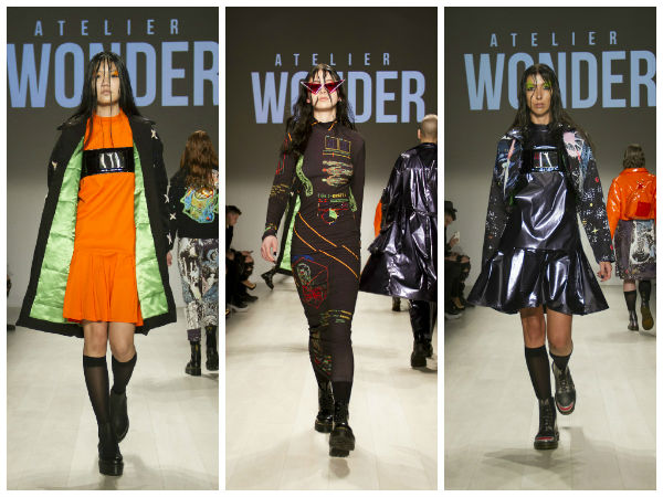 Atelier Wonder Fall 2015 Runway Collection