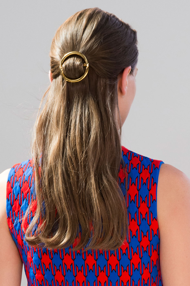 celine-circle-hair-clip-spring-2015
