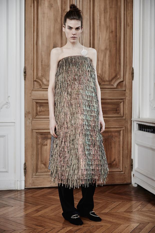 Ellery Paris Fashion Week Fall 2015