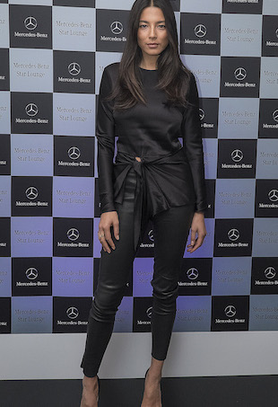 Jessica Gomes Grand Prix 2015 LAdies Day