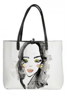 JOLIE Handbags and Fashion Illustrator Jocelyn Teng Team Up for Le Sac Travel Totes