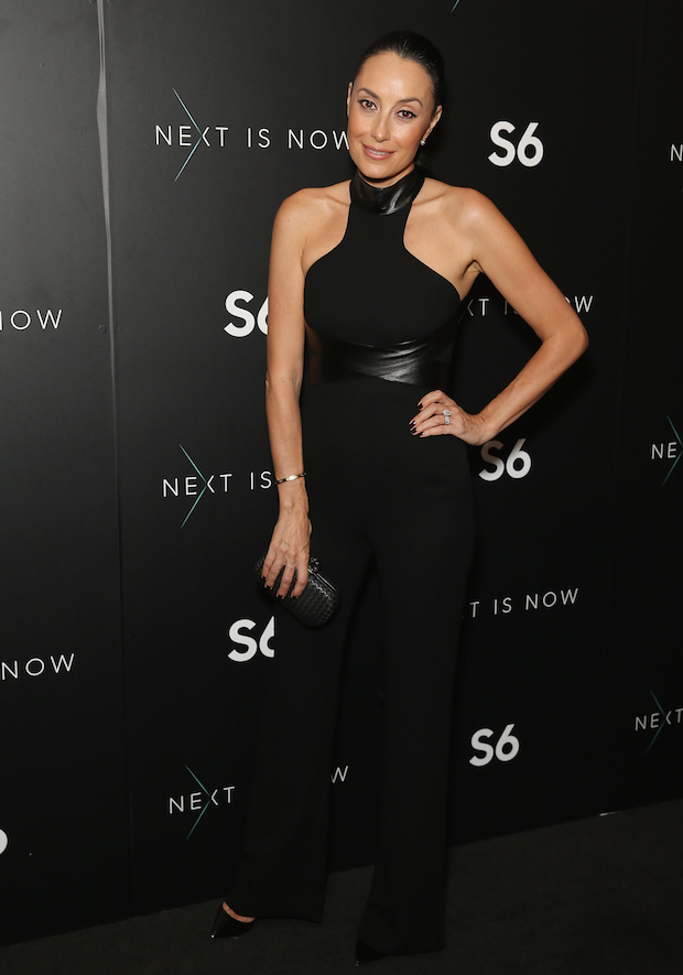 Terry Biviano at Samsung S6 launch in Sydney