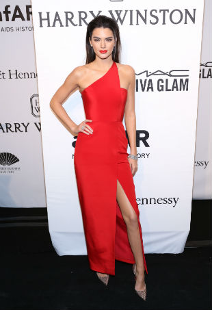 Kendall Jenner AmfAR