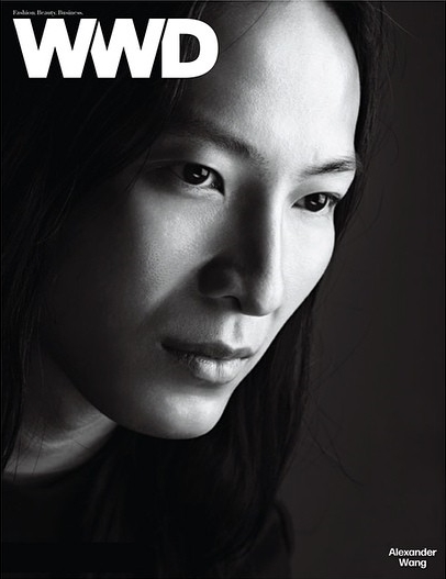 Alexander Wang cover WWD