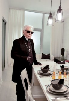 Karl Lagerfeld Visits Toronto for the First Time, Designs Art Shoppe Lofts + Condos
