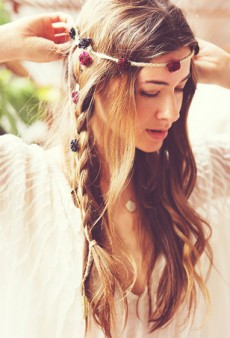 Best Hair Accessories for Free-Spirited Summer 'Dos