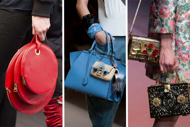 Fashion Trend: Multiple Bags