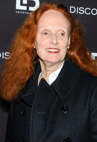 Grace Coddington Movie Sony