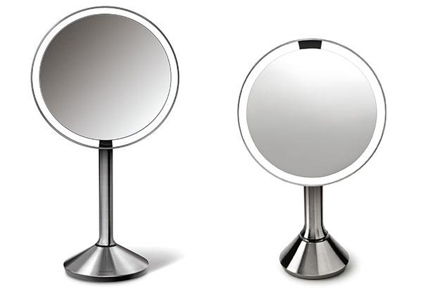 Simplehuman Sensor Mirror Review Thefashionspot