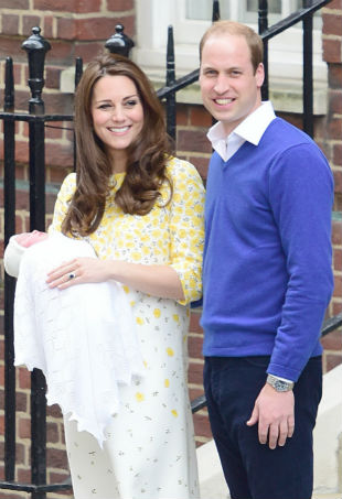 Kate Middleton Royal Baby 2