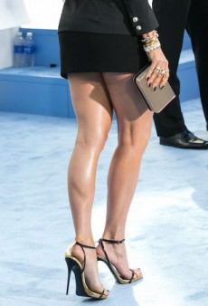 38 Stars with the Sexiest Legs in Hollywood