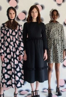 Orla Kiely Collaborates with Leith Clark for Resort Collection