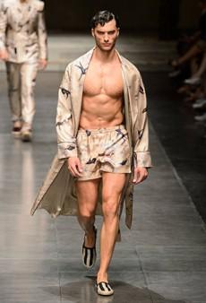 Dolce & Gabbana Men's Spring 2016 Runway