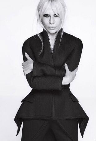 Donatella Givenchy FW15